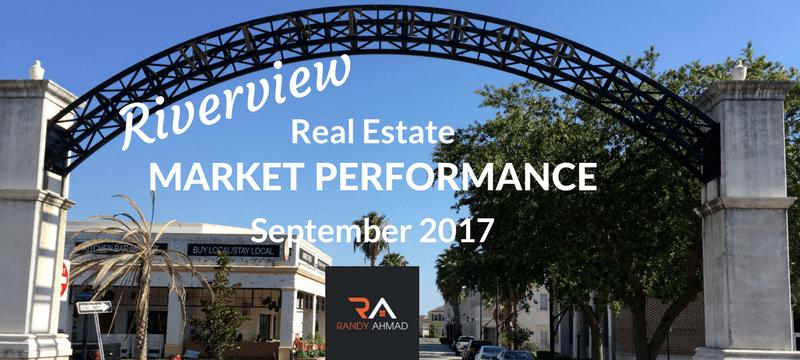 Riverview real estate market performance for September